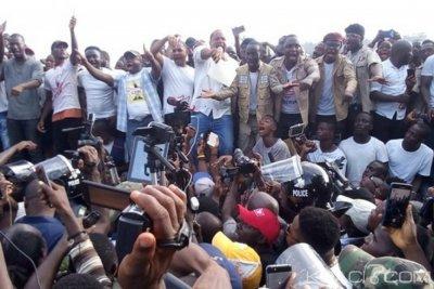 Liberia : « Ultimatum » du CoP au gouvernement après sa manifestation à Monrovia