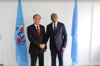 Côte d'Ivoire : Claude Isaac Dé prend part au premier Conseil de l'UIT 2019 qui a débuté hier à Genève