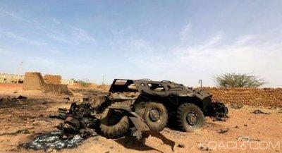 Niger:  Une mine explose au passage d'un véhicule de l'armée américaine, aucune victime