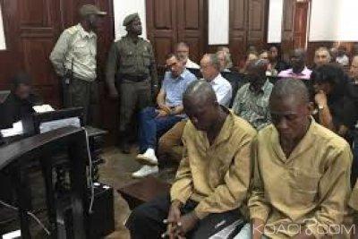 Angola: 22 ans de prison pour l'assassin d'un ingénieur français
