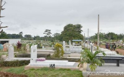 Côte d'Ivoire : Pourquoi le cimetière de Williamsville a été fermé de façon temporaire
