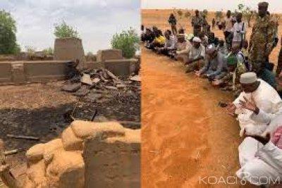 Mali:  Attaque de Sobane Da, le gouvernement reconnait sa responsabilité