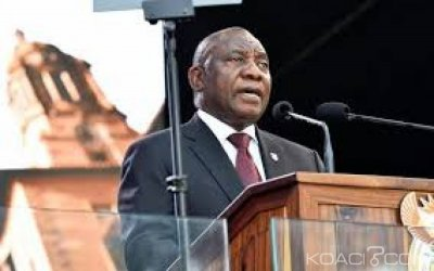 Afrique du Sud: Pour financer sa campagne , Cyril Ramaphosa accusé d'avoir reçu de l'argent sale d'une société
