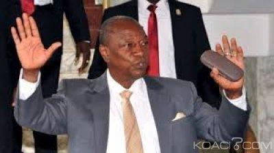 Guinée: N'Zérékoré, 28 blessés dans une manifestation contre un troisième mandat d'Alpha Condé