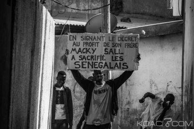 Sénégal : Scandale dans la gestion du petrole, la manifestation de l'opposition sévèrement réprimée