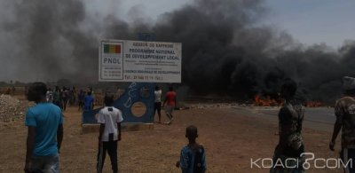 Sénégal : Une brigade de gendarmerie attaquée dans la ville de Koungheul