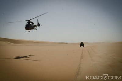 Mali : Trois soldats français blessés dans l'atterrissage d'urgence de leur hélicoptère