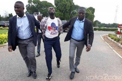 Ghana : Excuses de l'homme qui a failli se suicider au parlement