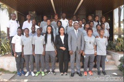 Côte d'Ivoire : Un million de FCFA à chaque  éléphante après la coupe de l'UFOA  perdue en finale contre les Nigérianes