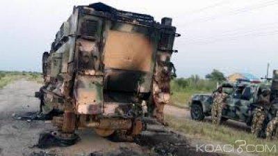 Nigeria:15 soldats tués dans l'attaque de Boko Haram contre une base, cinq morts à Jos