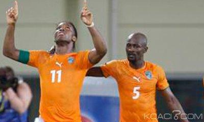 Côte d'Ivoire : Affaire de penalty manqué  à la CAN 2012, clash entre Zokora et Drogba