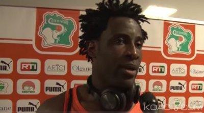 Côte d'Ivoire: Après la victoire en amical face à la Zambie (4-1), Wilfried Bony « C'est bon pour la confiance mais le plus important c'est de penser à lundi »