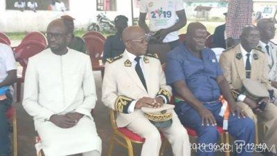 Côte d'Ivoire : Journée mondiale du réfugié à Toulepleu, le plaidoyer du Représentant du HCR au Gouvernement ivoirien