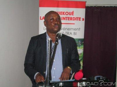 Côte d'Ivoire: Saint Tra bi, journaliste et auteur  du livre «Duekoué, la vérité interdite»  clair «ceux qui ont attaqué Nahibly ne savent pas jusqu'à ce jour pourquoi ils attaquaient»