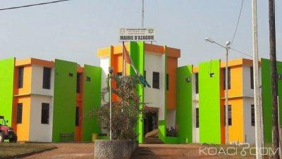 Côte d'Ivoire : Commune d'Azaguié, le budget et le plan triennal validés par le ministère, plus de 600 millions de FCFA