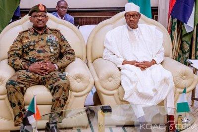 Nigeria-Soudan : Une délégation du Conseil militaire soudanais dépêchée à Abuja