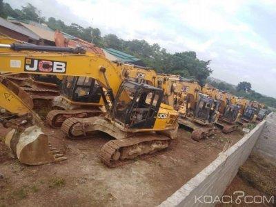 Côte d'Ivoire : Orpaillage clandestin, à Abengourou, 38 personnes interpellées et plusieurs matériels et équipements saisis