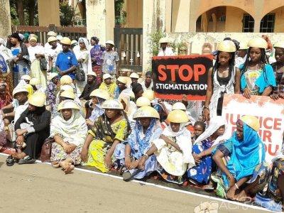 Burkina Faso : Massacre de Yirgou, des manifestants dénoncent la lenteur de la justice