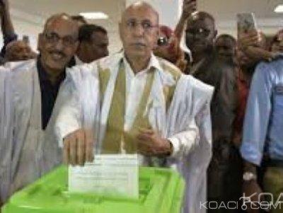 Mauritanie:  Présidentielle, le candidat au pouvoir se déclare vainqueur,  l'opposition s'insurge