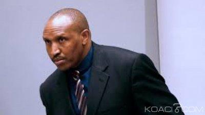 RDC: CPI, l'ex- chef de guerre  Bosco Ntaganda  fixé sur son sort le 08 Juillet