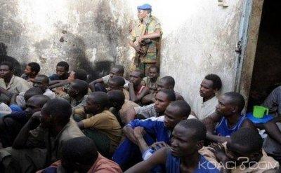 Tchad: Des prisonniers tentent de s'échapper à l'heure du repas , un mort et cinq blessés