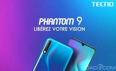 Côte d'Ivoire: Lecteur d'empreintes sur l'écran et un triple appareil photo au menu du Tecno Phantom 9