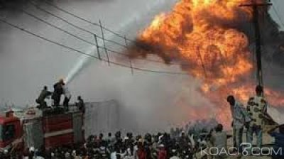 Nigeria: 70 morts au moins dans l'explosion d'un oléoduc dans le sud-est