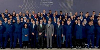 Maroc: Le Roi du Maroc a inauguré la 1ère usine PSA Peugeot-Citroën sur le continent africain