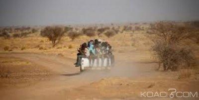 Niger: Près de 20.000 migrants dont des ivoiriens secourus dans le désert depuis 2016