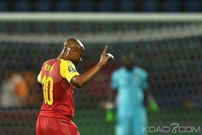 Egypte : CAN 2019, Ghana-Benin match nul 2-2