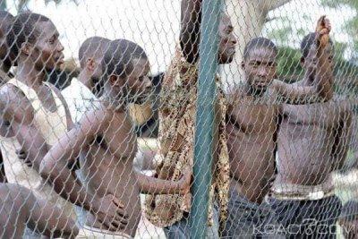 Côte d'Ivoire : Au Libéria, 7 détenus de la crise postélectorale remis en liberté