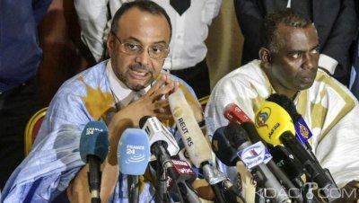 Mauritanie: Deux candidats malheureux déposent un recours pour casser la victoire de Ghazouani