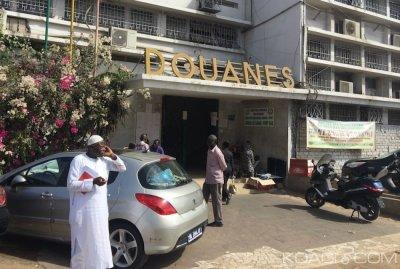 Sénégal: Plusieurs centaines de kilogrammes de Cocaïne saisis par la douane à Dakar