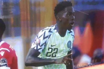 CAN 2019: Victoire 1 à 0 face à la Guinée, le Nigeria premier pays qualifié pour les 8eme de finale