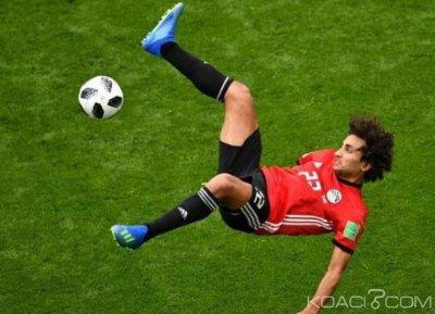 Egypte: CAN 2019, un joueur égyptien exclut de la compétition pour harcèlement sur des femmes  avant le match contre la RDC
