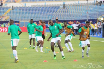 Sénégal : Can 2019, les Lions en 4-2-3-1 face à l'Algérie, Sadio Mane d'attaque, Gana Gueye et Ismaila Sarr préservés