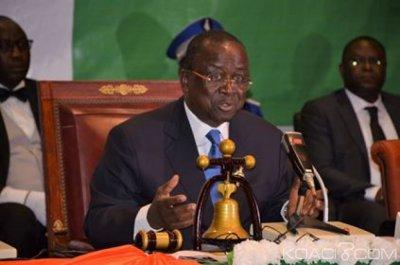 Côte d'Ivoire : Sénat six commissaires constituées, l'Institution prête selon son Président à recevoir les lois
