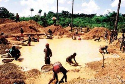 Cameroun: Processus de Kimberley, la coalition de la société civile appelle à une réforme des diamants du sang