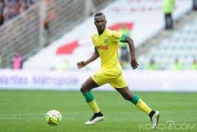 Mali : Avant son match contre la Tunisie, Adama Niane exclu du groupe