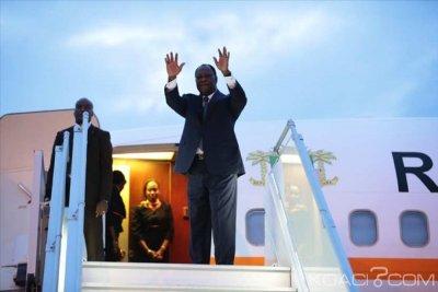 Côte d'Ivoire: Sommet de la CEDEAO, Ouattara quitte Abidjan ce vendredi pour Abuja