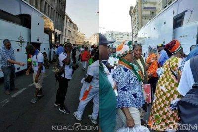 Côte d'Ivoire: Malgré le non de Gbagbo, certains de ses partisans à Bruxelles pour une marche
