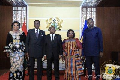 Ghana Côte-d'Ivoire : Fin de mission de l'ambassadeur ivoirien Ehui Koutoua