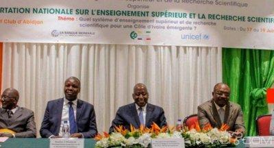 Côte d'Ivoire : Après la concertation sur l'enseignement supérieur, un collaborateur de Mabri accusé de vouloir modifier la résolution sur la bonne gouvernance