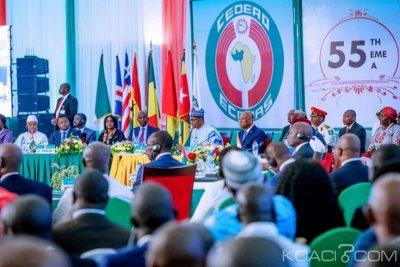 CEDEAO : 55e sommet à Abuja, sécurité et monnaie unique à l'ordre du jour