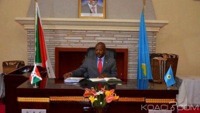 Burundi: La présidentielle aura lieu le  20 Mai 2020 sans Nkurunziza