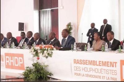 Côte d'Ivoire : Présidentielle 2020, le programme du gouvernement du RHDP dévoilé en septembre prochain