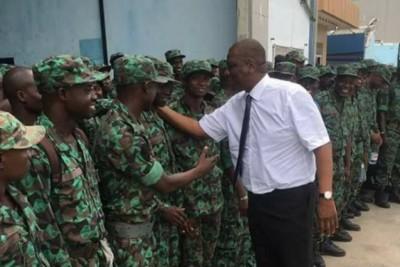 Côte d'Ivoire : Célébration des 59 ans d'existence de l'armée pour la ramener à ses valeurs fondamentales