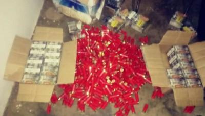 Côte d'Ivoire : En mission de sécurisation dans une frontière, la gendarmerie fait une importante saisie de munitions