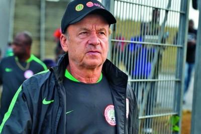 Nigeria :  Super Eagles, l'entraineur Rohr dément son départ pour le Maroc ou le Gabon