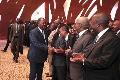 Côte d'Ivoire : RHDP, la mise en place du Comité Chargé de la Rédaction du Programme...